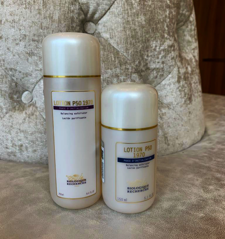 Lotion P50 best addition to your skin care routine